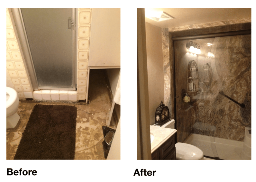 bathroom remodeling in West Valley City, UT