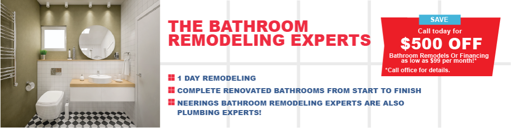 bathroom renovation oakley, ut