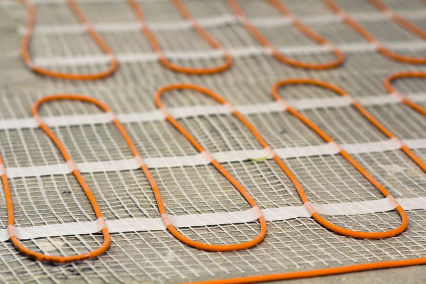 Radiant Heating Services in Orem