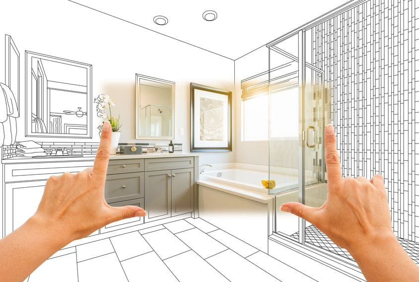 bathroom remodeling vision salt lake city, UT